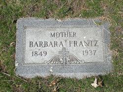 Barbara <I>Stark</I> Frantz