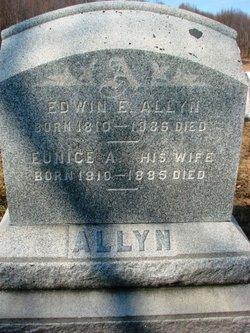 Eunice Ann <I>Pendleton</I> Allyn