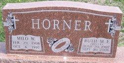 Milo Wicks Horner