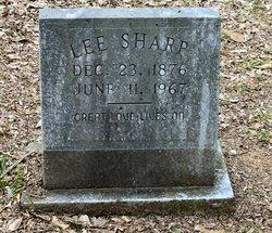 Walter Lee Sharp