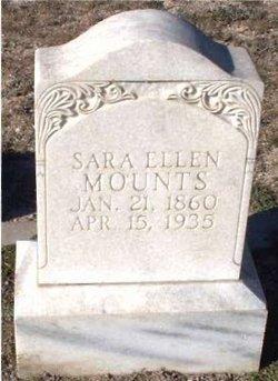 Sara Ellen <I>Overton</I> Mounts