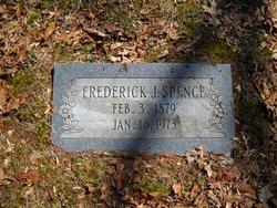 """Frederick Johnson """"Fed"""" Spence"""
