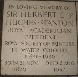 Sir Herbert E. P. Hughes-Stanton