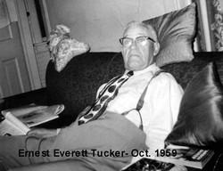 Ernest Everett Tucker