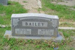 """George Ellis """"Ellis"""" Bailey"""