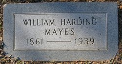 William Harding Mayes