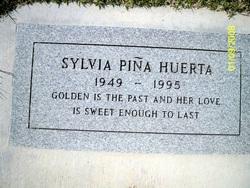 Sylvia Marie <I>Pina</I> Huerta