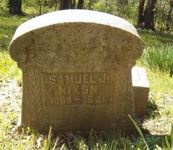 Samuel J Nixon