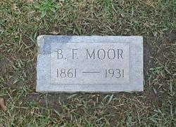 Benjamin Franklin Moor