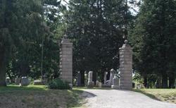 Wilton Center Cemetery