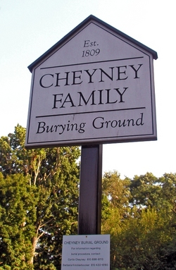 Cheyney Family Burying Ground