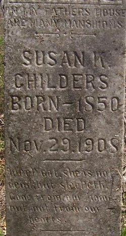 Susan K. <I>Micco</I> Childers