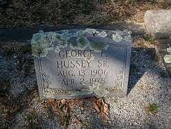George F. Hussey