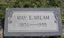 May E. <I>Hefner</I> Milam