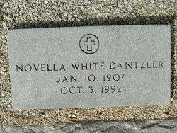 Novella <I>White</I> Dantzler