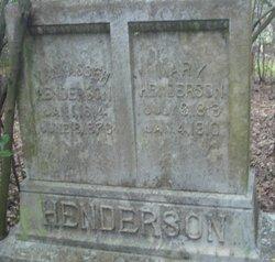 Manassah Henderson