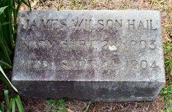 James Wilson Hail