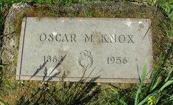 Oscar Milton Knox
