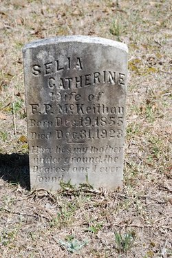 Selia Catherine <I>Elvington</I> McKeithan