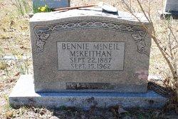 Bennie McNeil McKeithan