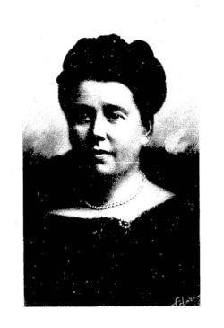"Theodora Millard ""Dora"" <I>Amsdell</I> Hawley"