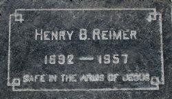 Henry Ben Reimer