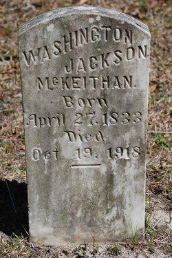 Washington Jackson McKeithan