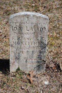 Ida Lavada <I>McKeithan</I> Greer