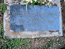 """William Eldred """"Bud"""" Hodges"""
