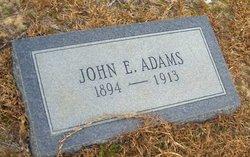 John E. Adams