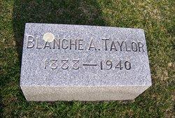 Blanche A. <I>Fairlie</I> Taylor
