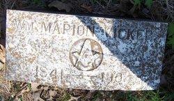 William Marion Vickers