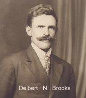 Delbert Nicholas Brooks