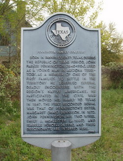 Pennington Family Cemetery