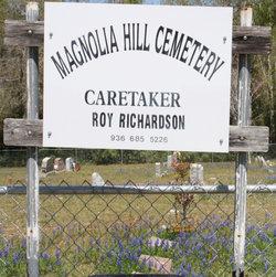Magnolia Hill Cemetery