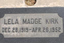 Lela Madge Kirk