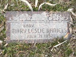 Mary Leslie Daniels