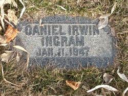 Daniel Irwin Ingram