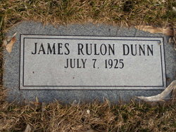 James Rulon Dunn