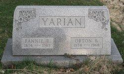 Orton Brocket Yarian
