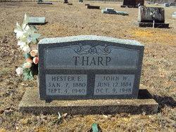 John W. Tharp