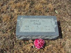 Myrtle Marie <I>Tharp</I> Dale