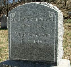 Alice Jane <I>Fenner</I> Howland