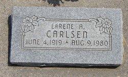 LaRene <I>Archibald</I> Carlsen
