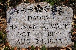 Harmon Allen Wade, Sr