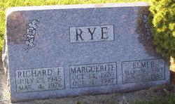 Marguerite <I>Jenkins</I> Rye