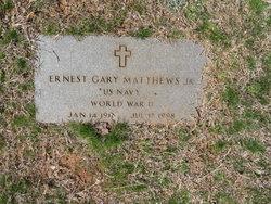 Ernest Gary Matthews Jr.
