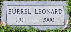 John Burrell Leonard