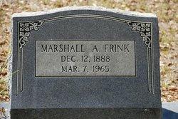 Marshall Avery Frink