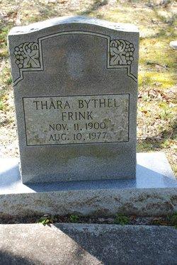 Thara Bythel Frink